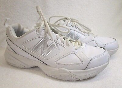 Women's New Balance White Walking Jogging Workout Training Shoes White 9M, used for sale  Shipping to India