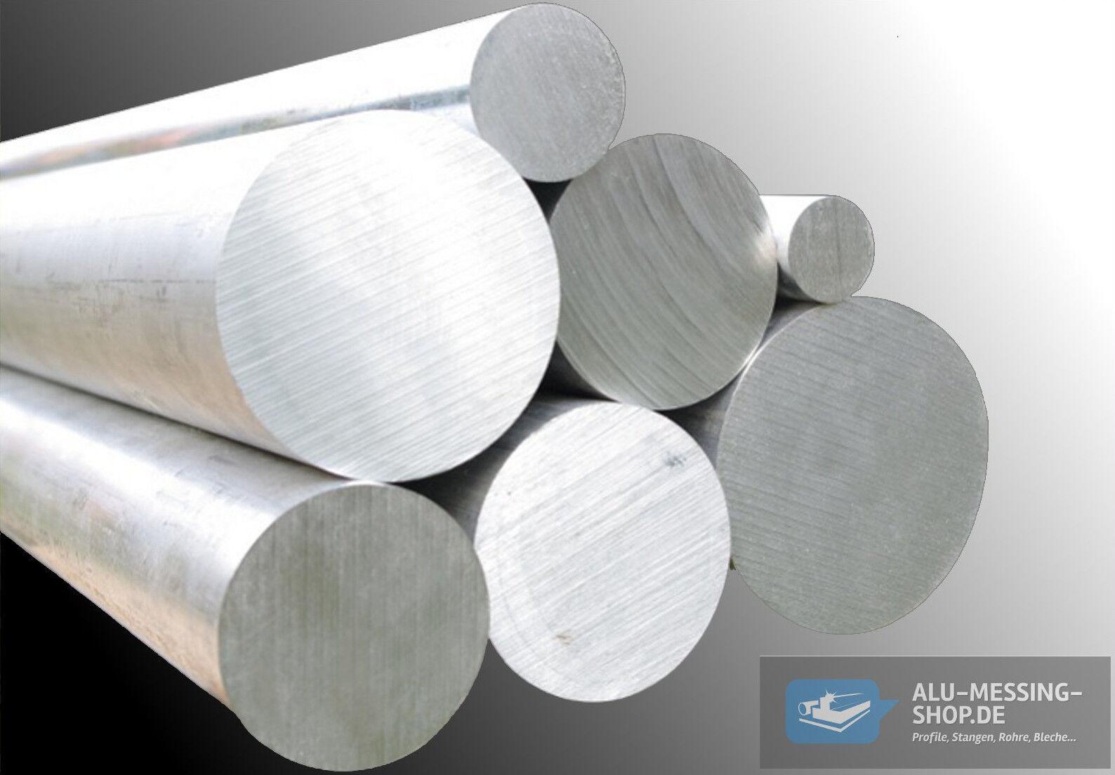Aluminio redondo Ø 105mm longitud aproximadamente elegibles barra Alu alcumgpb alrededor de varilla de material