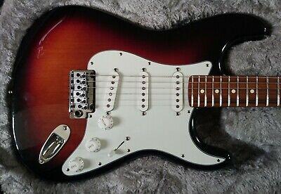 Fender Stratocaster Strat Guitar Body Tobacco Sunburst