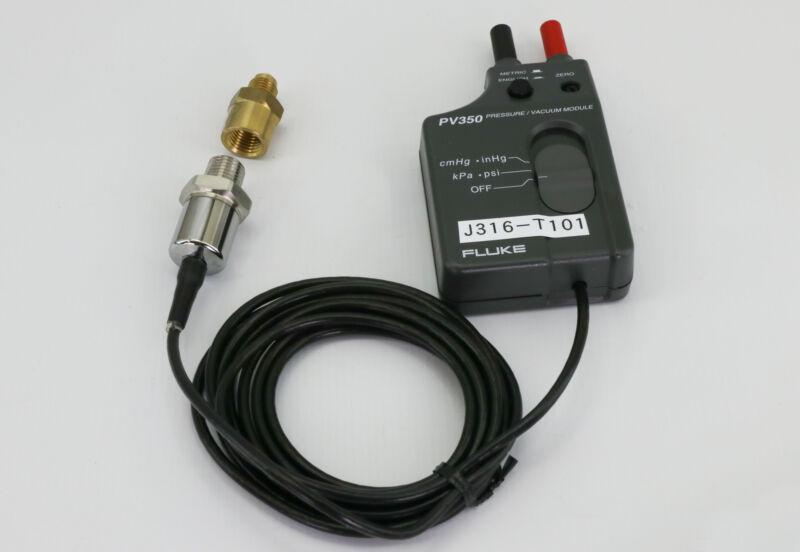 T101 FLUKE PRESSURE VACUUM TRANSDUCER MODULE PV350