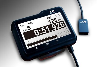 Lap Timer - Speedangle - Apex Motorcycle Lap Timer and Data Logger w/ Angle Measurement