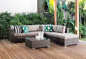 Brand New Wicker Outdoor Lounge Glenelg Holdfast Bay Preview