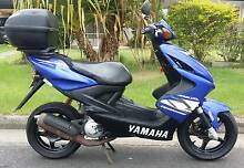 2005 Yamaha Aerox Surfers Paradise Gold Coast City Preview