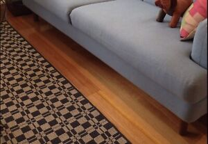 IKEA chequered rug | Rugs & Carpets