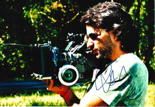 Pablo Trapero Director signed 8x11 inch photo autograph