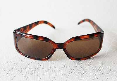 Authentic Chanel Tortoise CC Logo Brown Sunglasses with Cloth Pouch