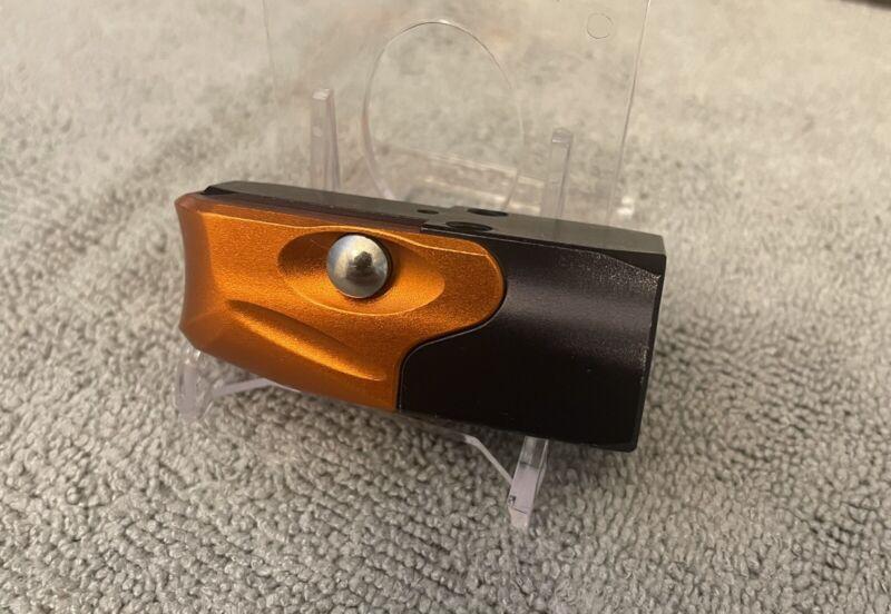 Planet Eclipse Paintball POPS ASA ON / OFF - Geo 3.1 / 3.5 / LV1 - Black/Orange