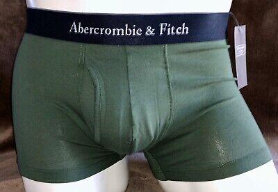 New Abercrombie & Fitch Boxer Briefs Men's Underwear Green X-Large XL