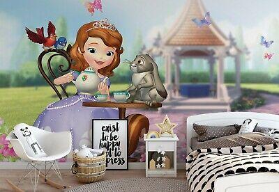 nst 366x254cm Foto Wand Dekoration Prinzessin Sofia Mädchen (Prinzessin Sofia Dekorationen)