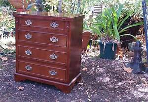 Fold over Desk Chest of Drawers Martin Gosnells Area Preview