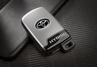 Genuine Toyota RAV4 Hybrid 10/2015 Onwards Key Cover - PW03100001