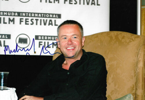 Michael Winterbottom Director signed 8x12 inch photo autograph