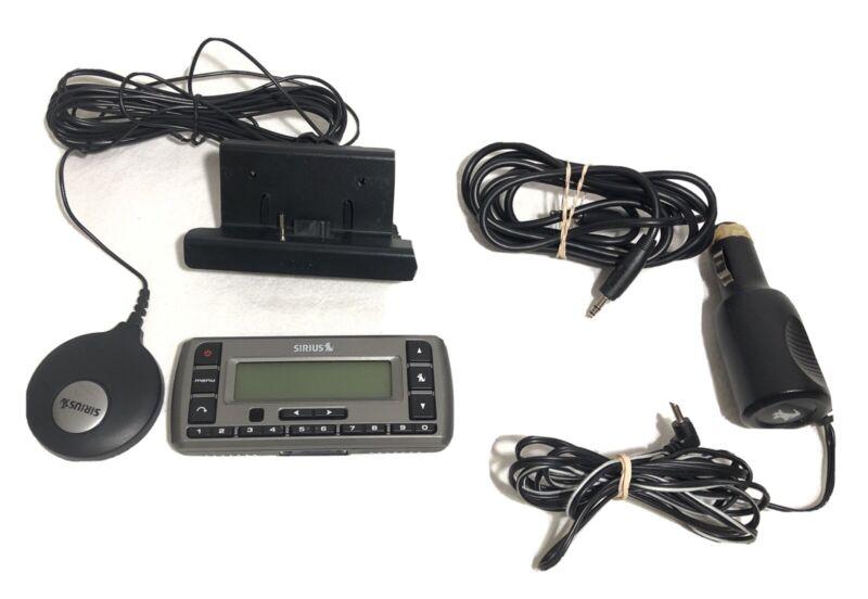 Sirius Stratus SV3 Receiver w/ACTIVE Subscription, Vehicle Kit SV3