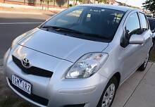 2009 Toyota Yaris Hatchback Roxburgh Park Hume Area Preview
