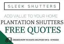 PLANTATION SHUTTERS by   S  L  E  E  K     S  H  U  T  T  E  R  S Kellyville Ridge Blacktown Area Preview