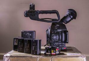 Canon C100 MKii : Ready to shoot kit