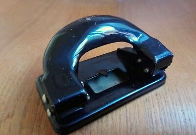 Original Hole Punch Model No. 58 LEITZ Germany Modernist Bauhaus Period Design