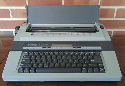 Swintec 2400dm Electric Typewriter