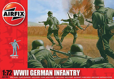AIRFIX® A01705 WWII German Infantry Figuren in 1:72