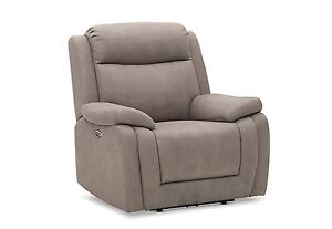 Brand New San Marco Electric Suede Recliner Glenelg Holdfast Bay Preview