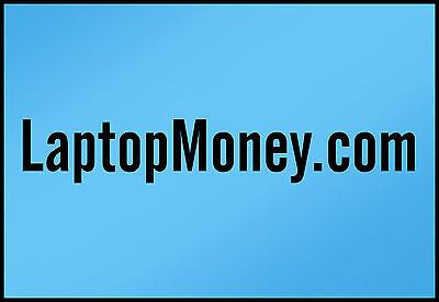 LaptopMoney.COM  ----All Letter Domain Name----
