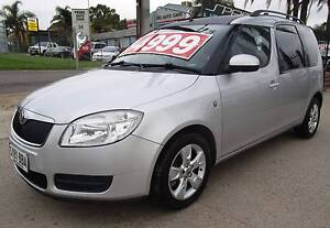 2007 Skoda Roomster - 6 Speed Auto Lonsdale Morphett Vale Area Preview