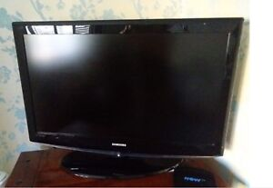 "Samsung 37"" HD TV"