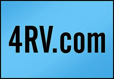 4RV.COM  ----3 Letter Character .COM  Domain Name LLL NLL----