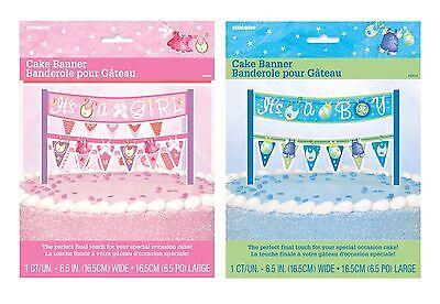 Baby Dusche Banner (Party/Dekoration)