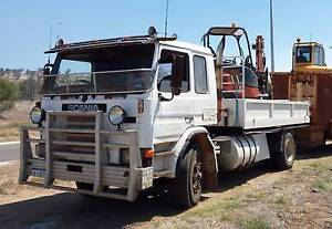 1984 Scania 112M Tipper Truck Northam Northam Area Preview