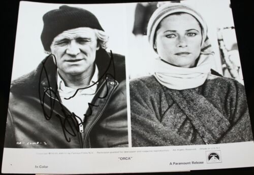 RICHARD HARRIS ORIGINAL HAND SIGNED AUTOGRAPH #417 PHOTO PHOTOGRAPH