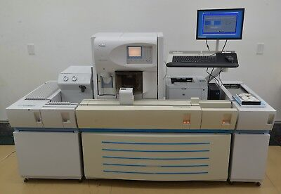 Sysmex Xe-5000 Automated Hematology Analyzer W Laboratory Conveyor Belt 15988