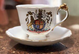 Queen Elizabeth Vintage Tea Cup