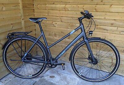 **ALFINE HUB** 2021 CUBE Travel EXC Ladies 54cm Hybrid Bike SWANSEA/BRIDGEND