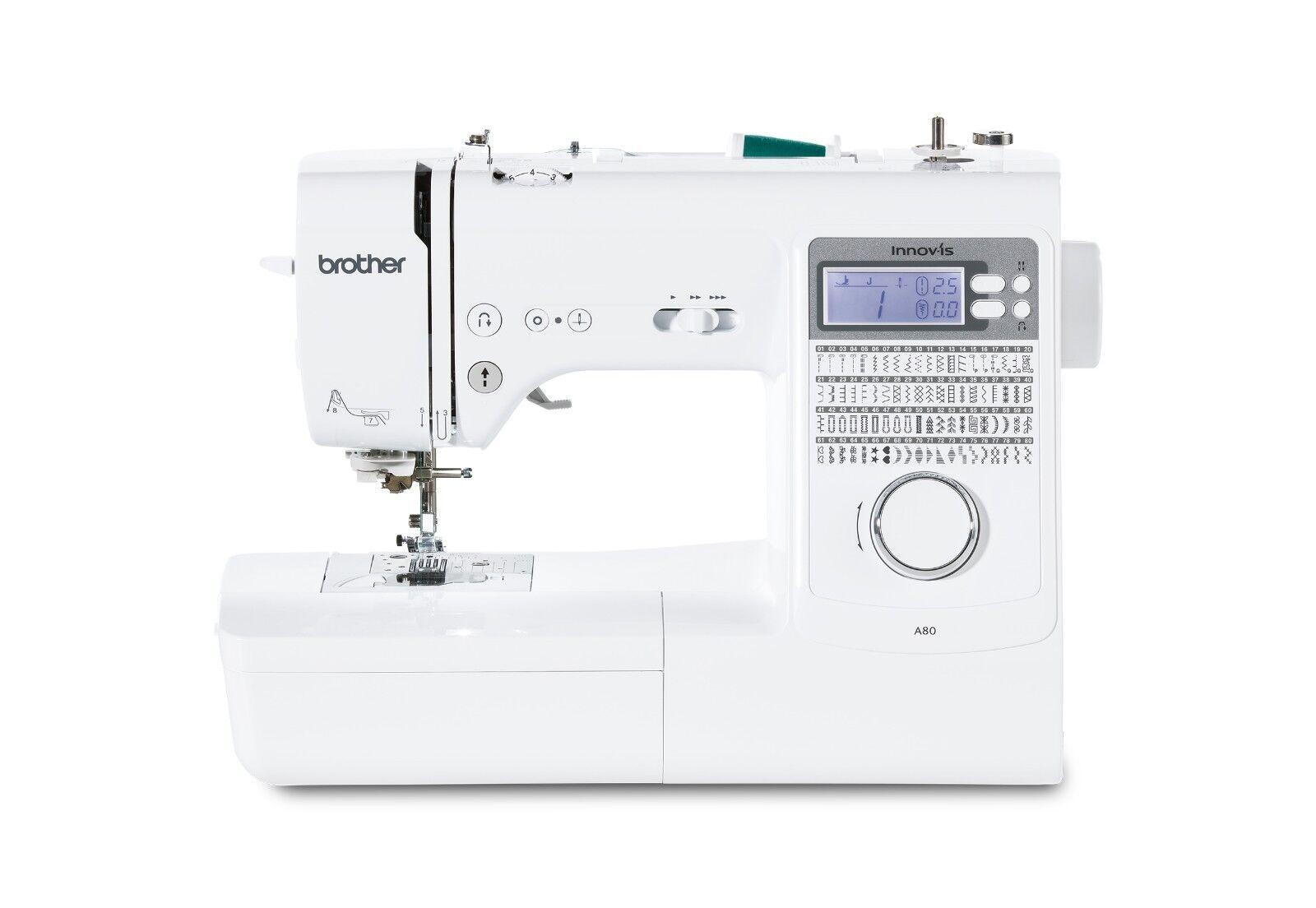 Brand New Brother Innovis NV 15 Sewing Machine Inc Needle Threader 3 Yr Warranty