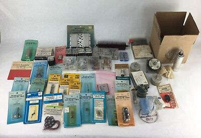 10 Pounds Huge Lot Transitor Components Parts Ex Rca Sk Serie Diodes.. 3