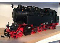 Ersatzteile Dampflok Tenderlok 21 NWE BR 99 6001 LGB für Spur-G 27802 28802 NEU