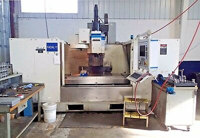Fadal 6030 Ht Model 907-1 Vertical Machining Center- High Torque New Spindle