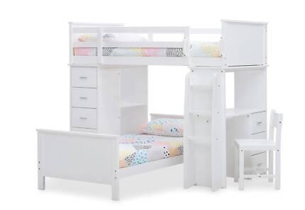 Manhattan Loft Bunk Bed