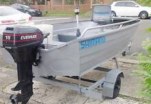 -------------SELLING MY FISHING BOAT-------------LONG REGO Belmore Canterbury Area Preview
