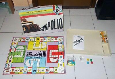 ANTIMONOPOLIO – Clementoni 1975 OTTIMO Anti Monopolio Anti-Monopoly