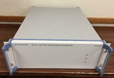 Rohde Schwarz Ascu190 Gsm 1900 Ms Advanced Signal Conditioning Unit