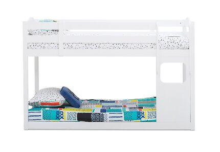 Kids Bunk Bed $300 + 2 x Mattress's
