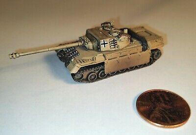 - Takara 1/144 WTM 9. World Tank Museum 9. German Leopard 1 Tank RARE