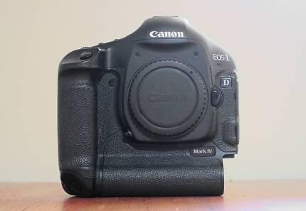 Canon 1D Mark IV (Mark 4)