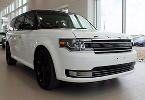 2019 Ford Flex Limited Leather Seating, Bluetooth, Backup Cam...