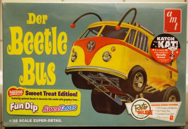 Der Beetle Bus VW T 1, 1:25, AMT 992 wieder neu 2016 wieder neu