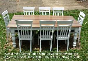 Eye-Catching and Mind-Altering Upcycled Furniture:) Peachester Caloundra Area Preview
