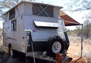 2007 Coromal Pioneer Compac 401 – Off road pop-top Alice Springs Alice Springs Area Preview