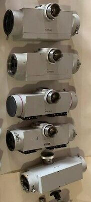 Lot Of 5 Zeiss Opmi Surgical Microscope T Dual Viewing Bridge